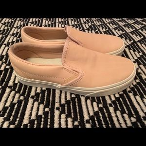 Vans Classic Slip On Vanilla Cream